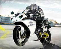 Продукция Bardahl для мотоциклов