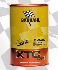 XTC C60 5W-40